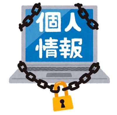 プライバシーポリシーと個人情報