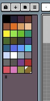 色を消すことができました