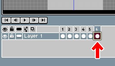 任意のセルを選択し、右クリック