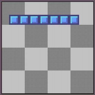 Aseprite パターンブラシ
