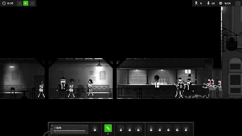 Steam「Zombie Night Terror」 低スペックのノートPCでもプレイ可能