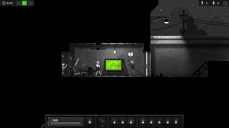 Steam「Zombie Night Terror」低スペックのPCでもプレイ可能