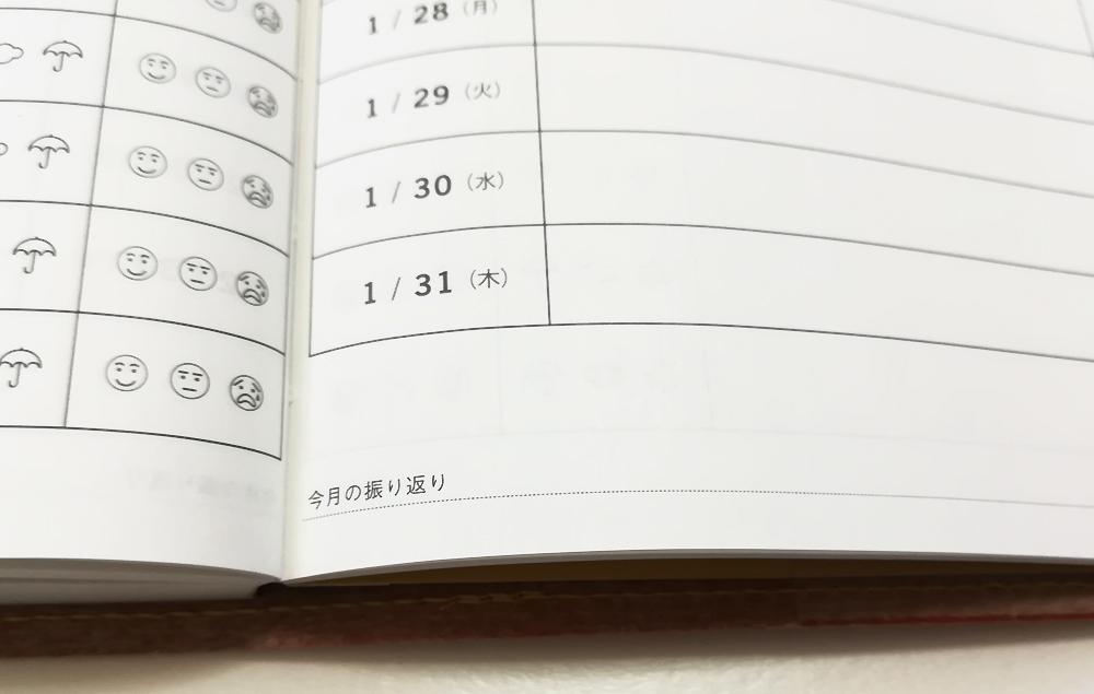「陰山手帳2019」レビュー 今月の振り返り