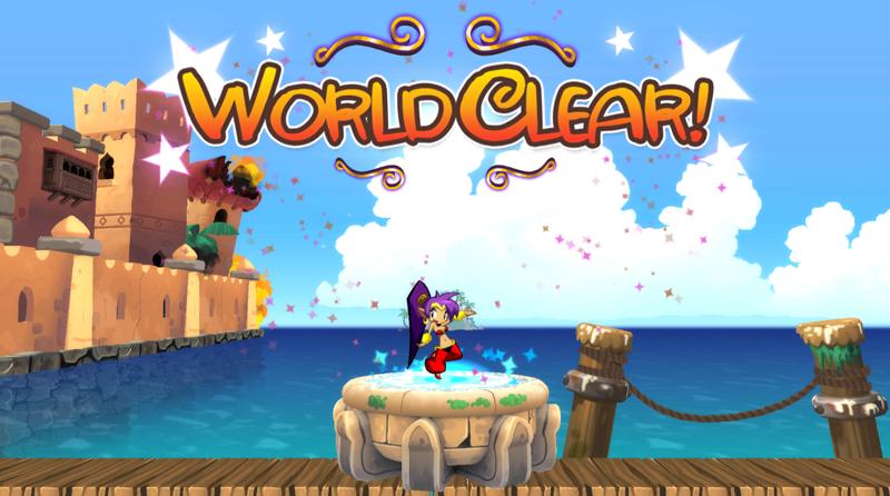 【Steam】Shantae: Half-Genie Hero Ultimate Edition 低スペックのノートパソコンでもできるゲーム