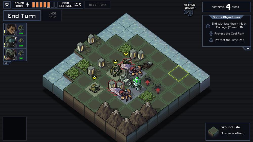Into the Breach Steam パズル要素の強いゲーム