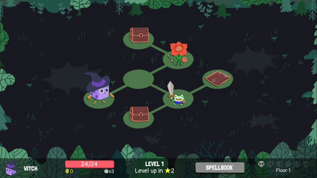Dicey Dungeons 低スペックでもプレイ可能