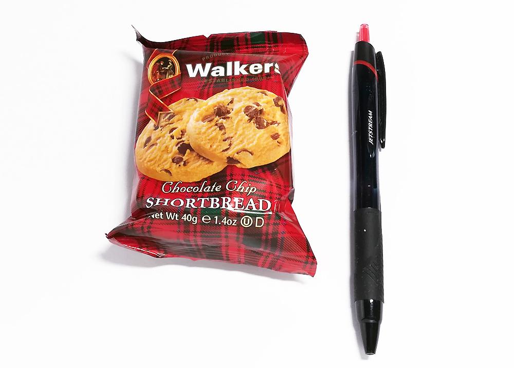 Walkers(ウォーカー)「チョコチップショートブレッド」