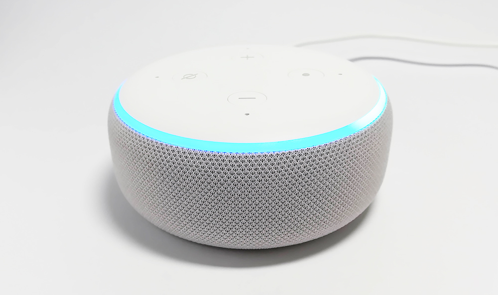 Echo Dot 第3世代 レビュー、感想