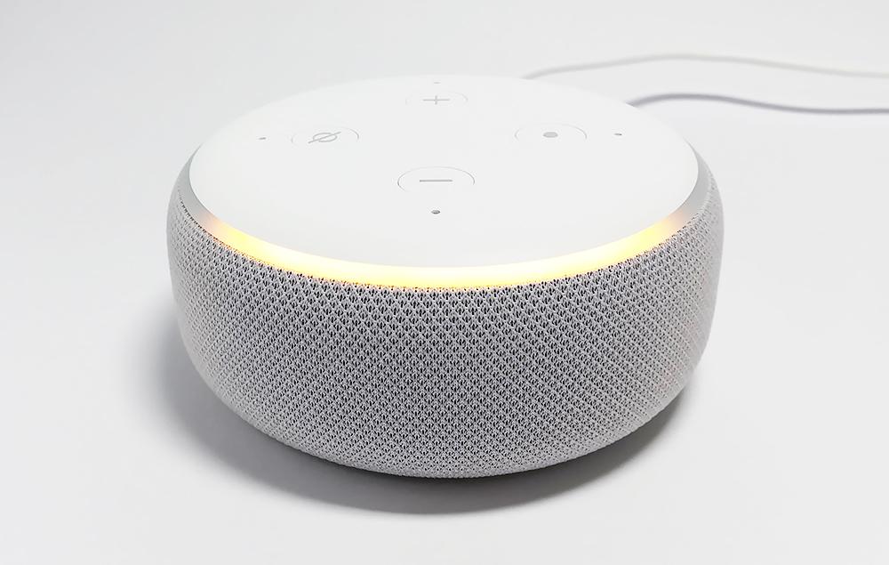 Echo Dotの準備