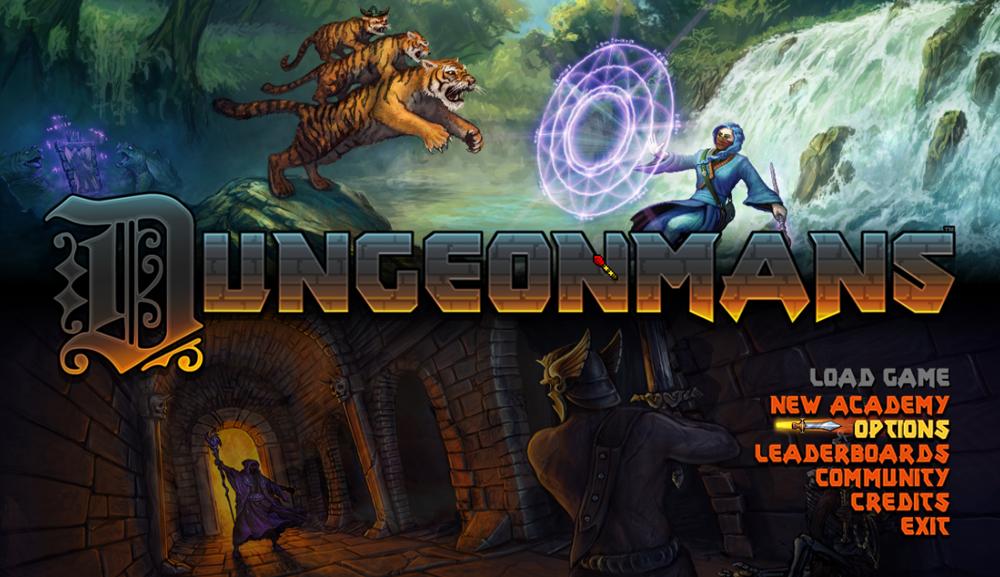 Dungeonmans Steam おすすめローグライクゲーム
