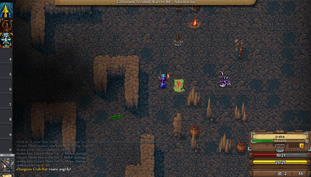 Dungeonmans Steamおすすめローグライク