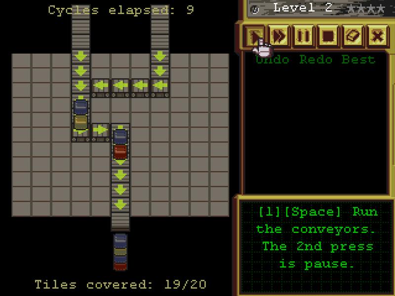 Great Permutator Steamのおすすめパズルゲーム