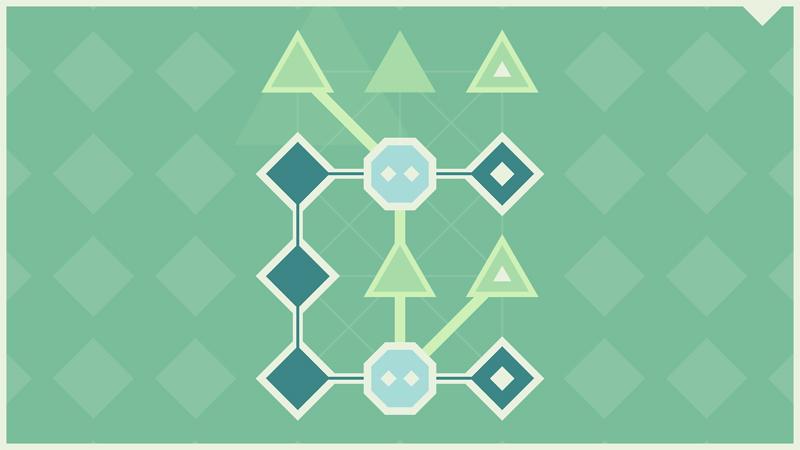 【Steam】パズルゲーム「LYNE」