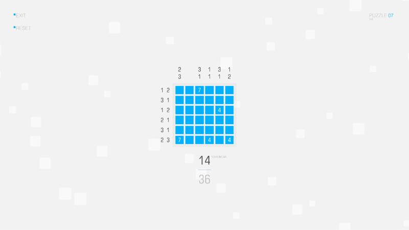 【Steam】おすすめパズルゲーム「SquareCells」