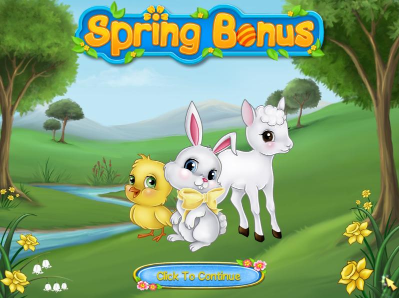 【Steam】おすすめパズルゲーム「Spring Bonus」