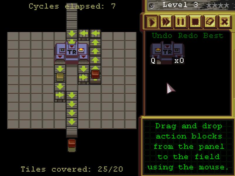 Stteamおすすめパズルゲーム「Great Permutator」
