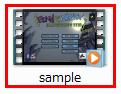動画データを右クリック