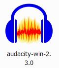 Audacityのセットアップ方法