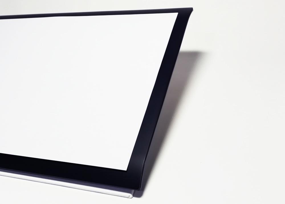 ペンタブレット用の傾斜台 100均アイテムで自作