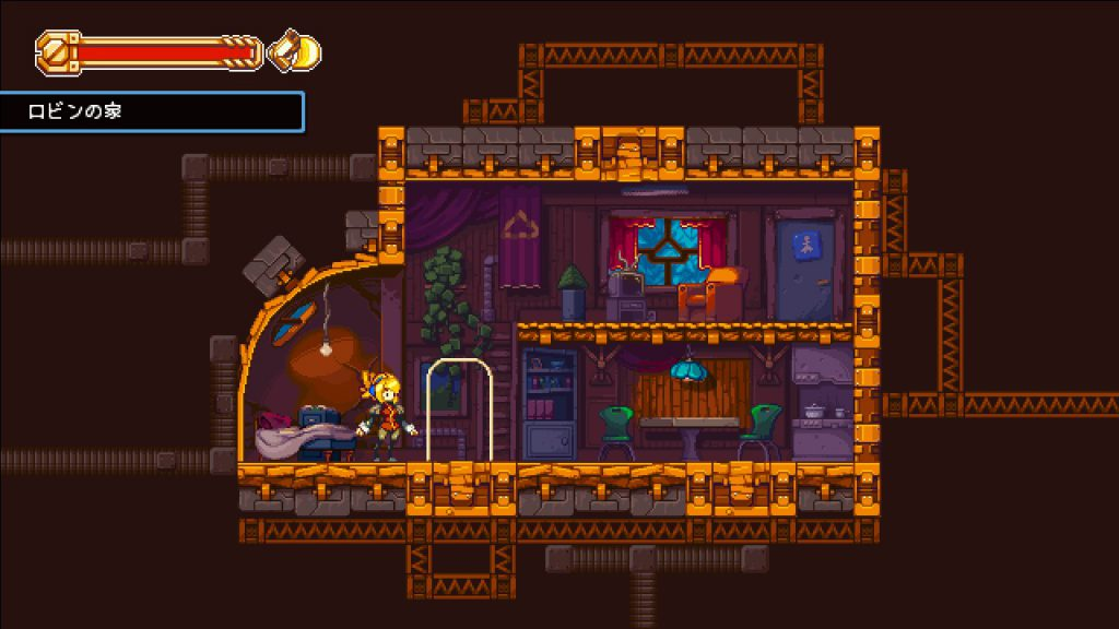 Steam「Iconoclasts」