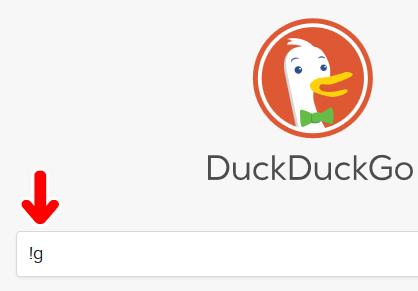 検索エンジン「DuckDuckgo」の使い方 !Bangを使う