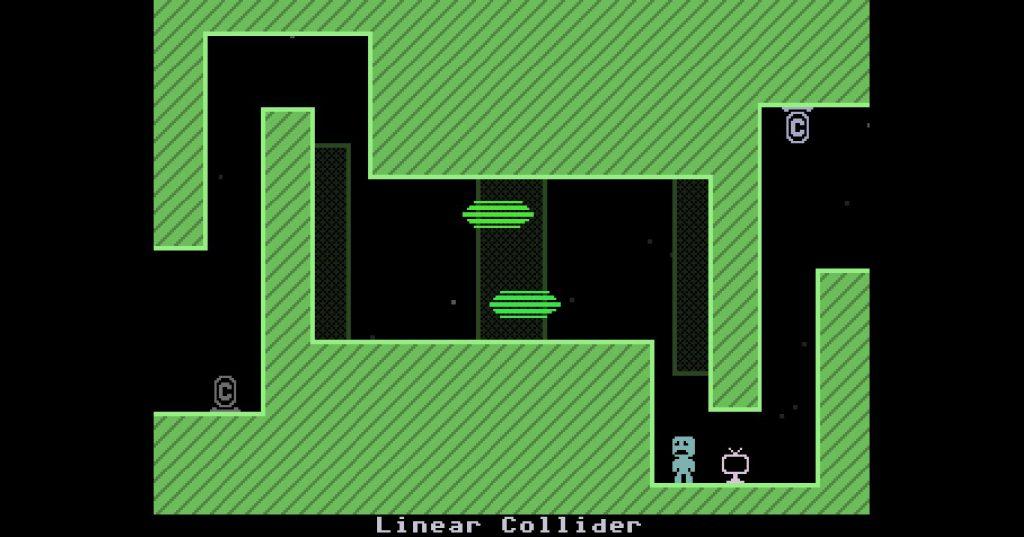 VVVVVV Steamでドット絵がすばらしいゲーム