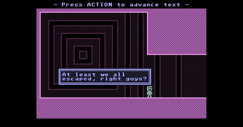 VVVVVV Steamでおすすめのドット絵ゲーム