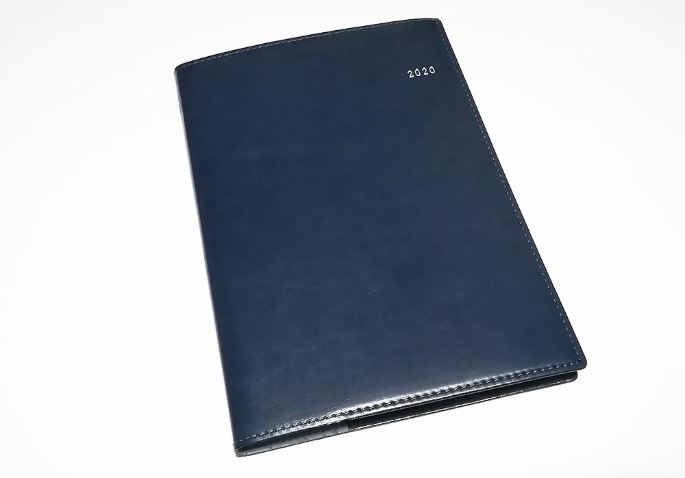 永岡書店の手帳「Biz GRID」カバー外観