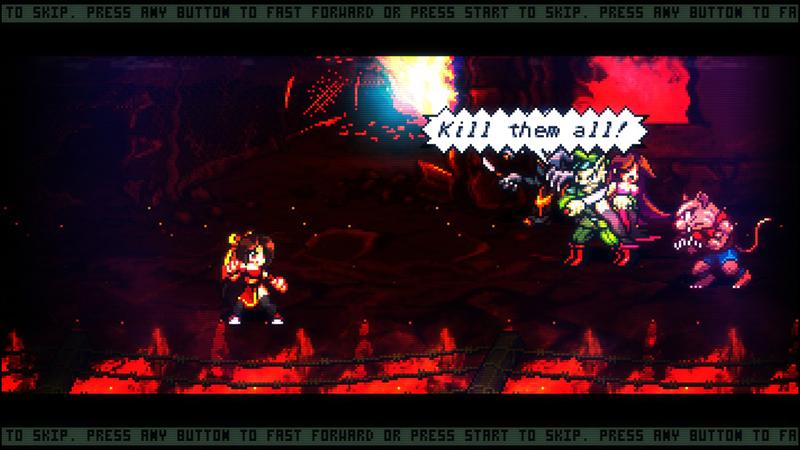 Steam「Fight'N Rage」