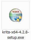 デジタルペイントツール「Krita」セットアップ