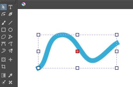 Krita ベクター図形ツールの使い方