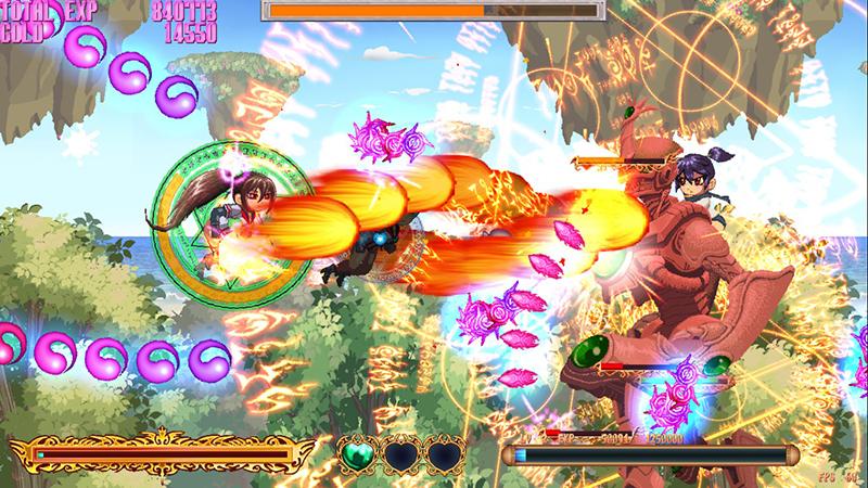 Steam「虚夢の乙女」初心者でもたのしめるシューティングゲーム特集