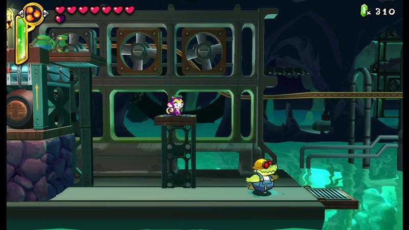 Steam「Shantae: Half-Genie Hero Ultimate Edition」