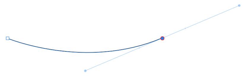 好きな線を描きます