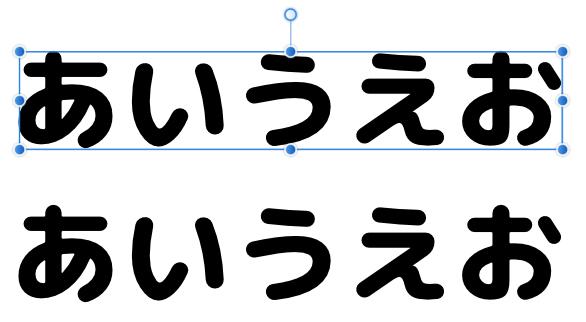 文字の複製ができました