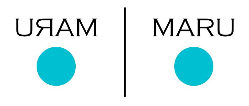 Affinity Designer 左右対称に描く方法
