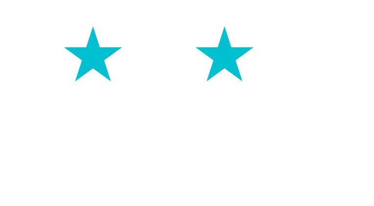 右側の図形が左右反転