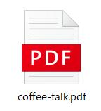 PDF形式で保存