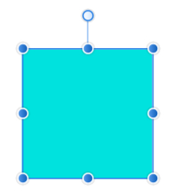 横幅を基準とした正方形