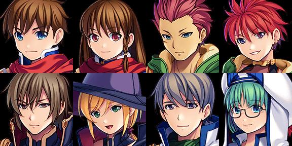 RPGツクールMZ 顔画像